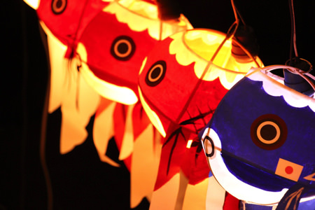 柳井金魚ちょうちん祭り