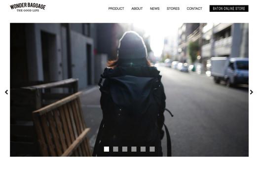 ワンダーバゲージホームページ|WONDER_BAGGAGE copy