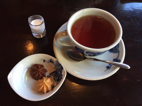 アデリータ-紅茶