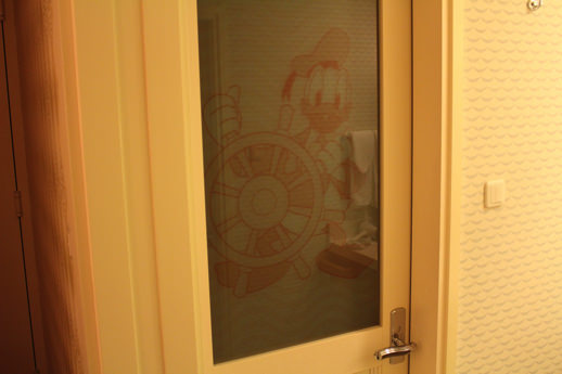 ドナルドダックルーム-浴室1