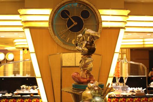 シェフミッキー時計