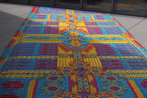 hook carpet