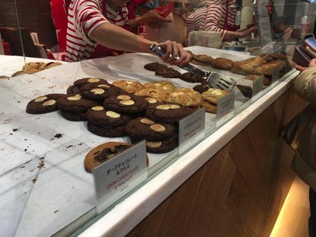 ベンズクッキー店内