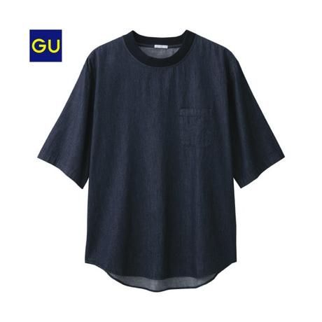 ビックプルオーバーシャツ