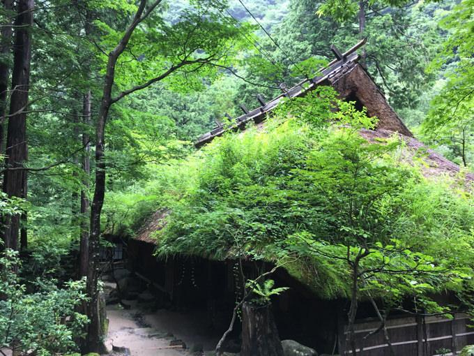 みたき園「草屋」