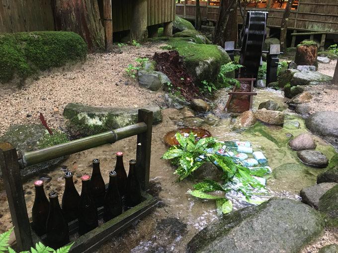 みたき園の園内